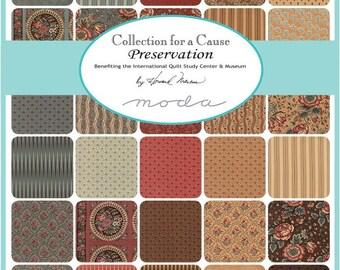 Preservation - 40 x 1/4 yd Bundle