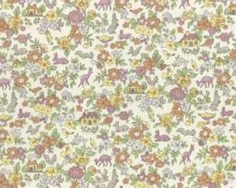 Lecien - Memoire a Paris 2017 Lawn - 4074210 - 1/2 yard