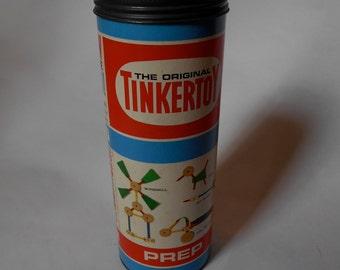 Tinkertoy Vintage Etsy