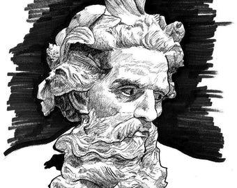 Study of Neptune