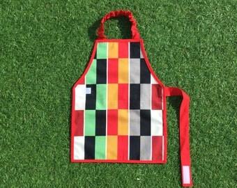 Montessori apron boy/girl 18-36 months - The perfect gift!