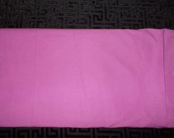 Magenta Cotton Fabric  6 yards