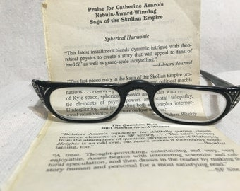 40s 50s Vintage Cat Eye  Glasses