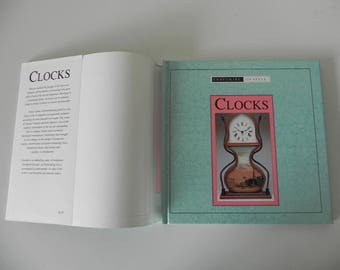 centuries of style clocks, book