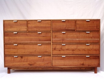 MeCray Dresser in Walnut Midcentury Modern ON SALE