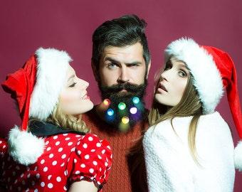 Quantum Beard Lights Beard Fairy Beard Lights Baubles for the Beard Baubles for the Beard 6 Beard Art Baubles Next Generation