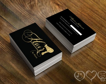 Items similar to Hair Stylist Business Cards / Appointment Cards ...