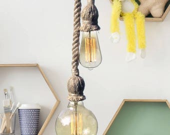 Two Way Nautical Rope Lighting