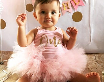 My first birthday, baby girl birthday, first birthday, Baby girl clothes, HALF ONE TWO three Birthday tank tops. (tank only)