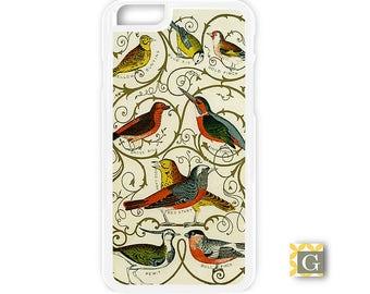 Galaxy S8 Case, S8 Plus Case, Galaxy S7 Case, Galaxy S7 Edge Case, Galaxy Note 5 Case, Galaxy S6 Case - American Songbirds