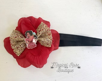 Princess Elena of Avalor baby headband