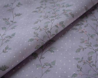 Japanese cotton, Taupe Fabric, DAIWABO TS23032S-E