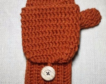 56 Colors - Convertible Gloves, Mittens, Convertible Mittens, Mittens with button, Custom color, winter accessory, accessories, cold weather