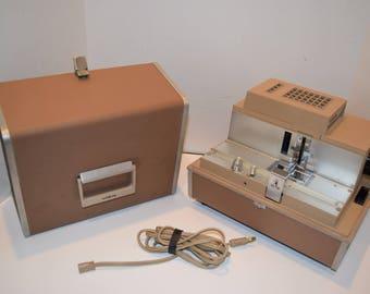 Vintage Argus 500 Electronic Manual Slide Projector - Works