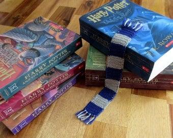 Harry Potter House Scarf Bookmark crochet PATTERN