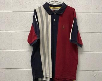 Vintage Polo Ralph Lauren chaps striped polo shirt