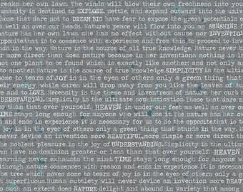 Blithe - Philosopher's Thoughts - Katarina Roccella - Art Gallery Fabrics (BLI-75601)