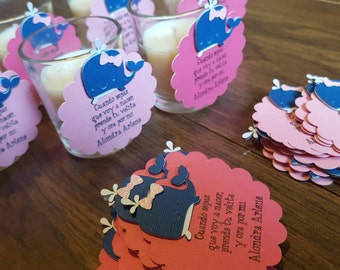 babyshower candle favors(12)