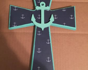 12 inch anchor cross
