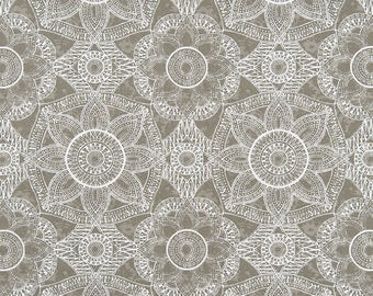 Mystic Driftwood Taupe Home Decor Fabric By The Yard Designer Cotton Drapery  Fabric Curtain Fabric Upholstery