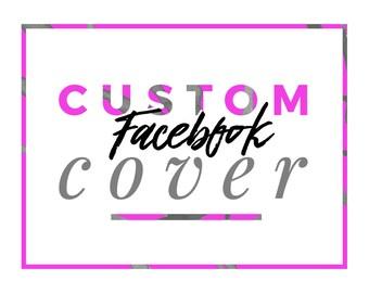 Custom Facebook Cover Design   Blogger Template   Custom Facebook Banner   Custom Social Media Design   Custom Brand Design