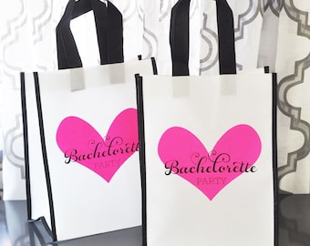 Bachelorette Party Bags Set of 6