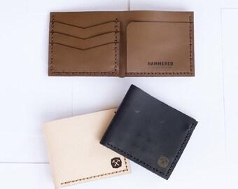 DIY leather wallet kit