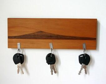 Rangitoto Island Magnetic Key Holder