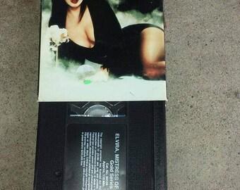 Elvira vhs