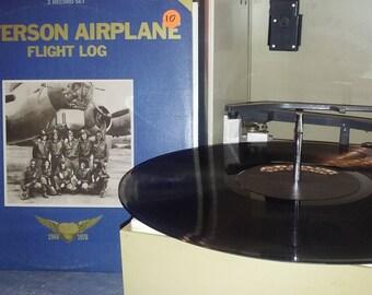 Jefferson Airplane lp flightlog 1966 to 1976
