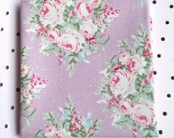 Tilda fabric - Floribunda Lilac from the Autumn Tree collection