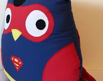 Superman Mega owl