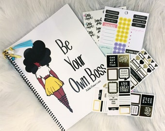 2018 Boss Girl Planners (variety)
