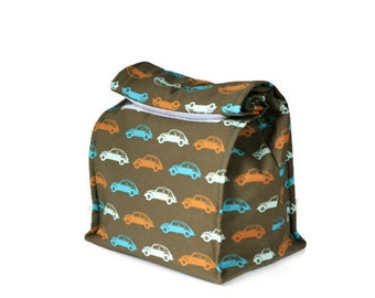MTO Insulated lunch bag - Cars