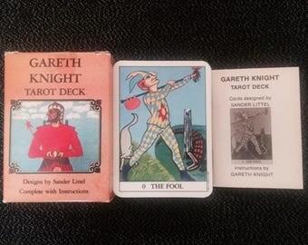 The Gareth Knight Tarot