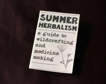 Summer Herbalism Zine