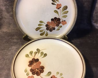 Denby Serenade salad plate set