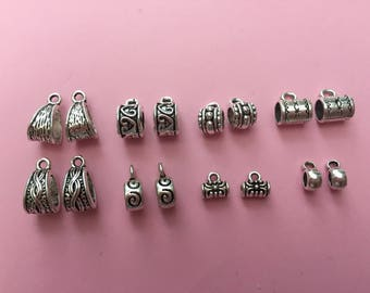 The Silver Bail Bead Collection