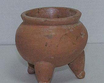 Small Tripod Bowl; Costa Rica; Pre-Columbian