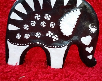 Flatephant the Elephant