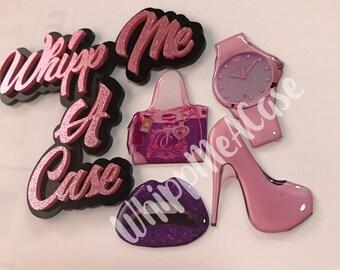Pink/Purple set