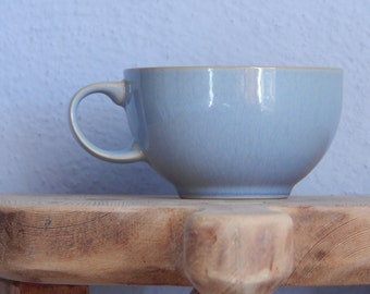 Vintage Denby Juice Berry Blue Teacup/ Coffee Cup M Stoneware Cup