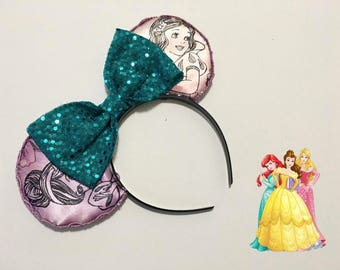 Disney Princess Disney Ears