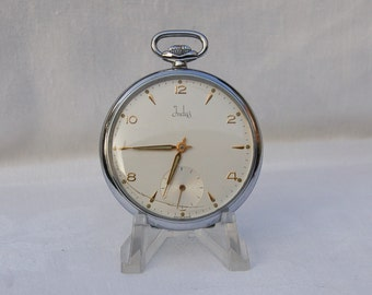 Vintage INDUS - Pocket Watch.  15 Jewels. Swiss made.