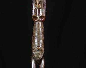 "Statue ""Nommo"" of the Dogon ethnic group from Mali 64 cm"