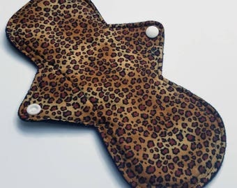 "9"" Regular - LIMITED - Cotton Woven - Reusable Cloth Pad"