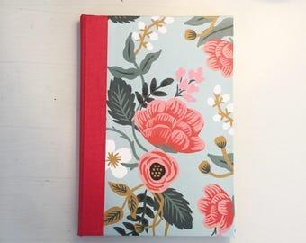 Wildflower Address book, large