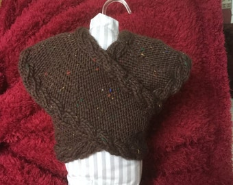 Childs Sontag Shawl Pattern