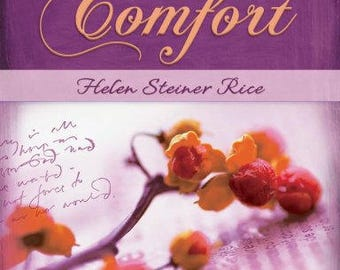 Expressions of Comfort by Helen Steiner Rice (Free Shipping!)
