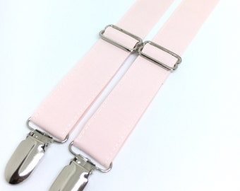 Blush Suspenders